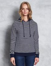 Nautical Stripe Hoodie