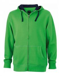 Men`s Lifestyle Zip-Hoody