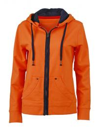 Ladies` Urban Sweat Jacket